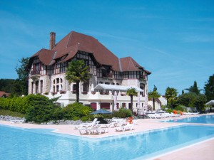 Vakantiepark Chateau Cazaleres