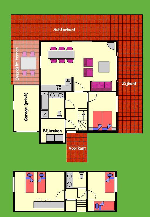 plattegrond-vakantiewoning-espace-de-luxe