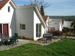 vakantiehuis campagne villa 87 terras en zijkant