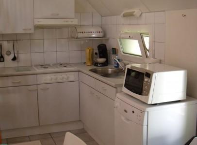 vakantiehuis campagne nr. 146 keuken