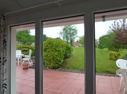Vakantiehuis Espace villa 50-woonkamer-uitzicht hoefijzer