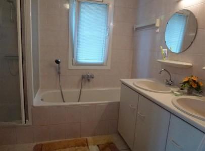 Vakantiehuis Espace villa 50-badkamer