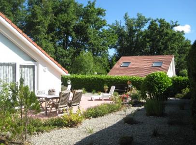 vakantiehuis espace de luxe nr.113 tuin