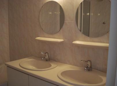 vakantiehuis espace de luxe nr.113 badkamer