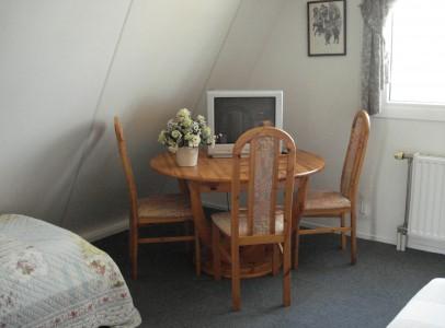 vakantiehuis espace de luxe nr.113 slaapkamer met extra tv